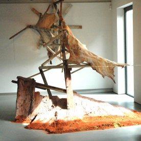 Wood Chalk Skin, Cypres Galerie, Leuven